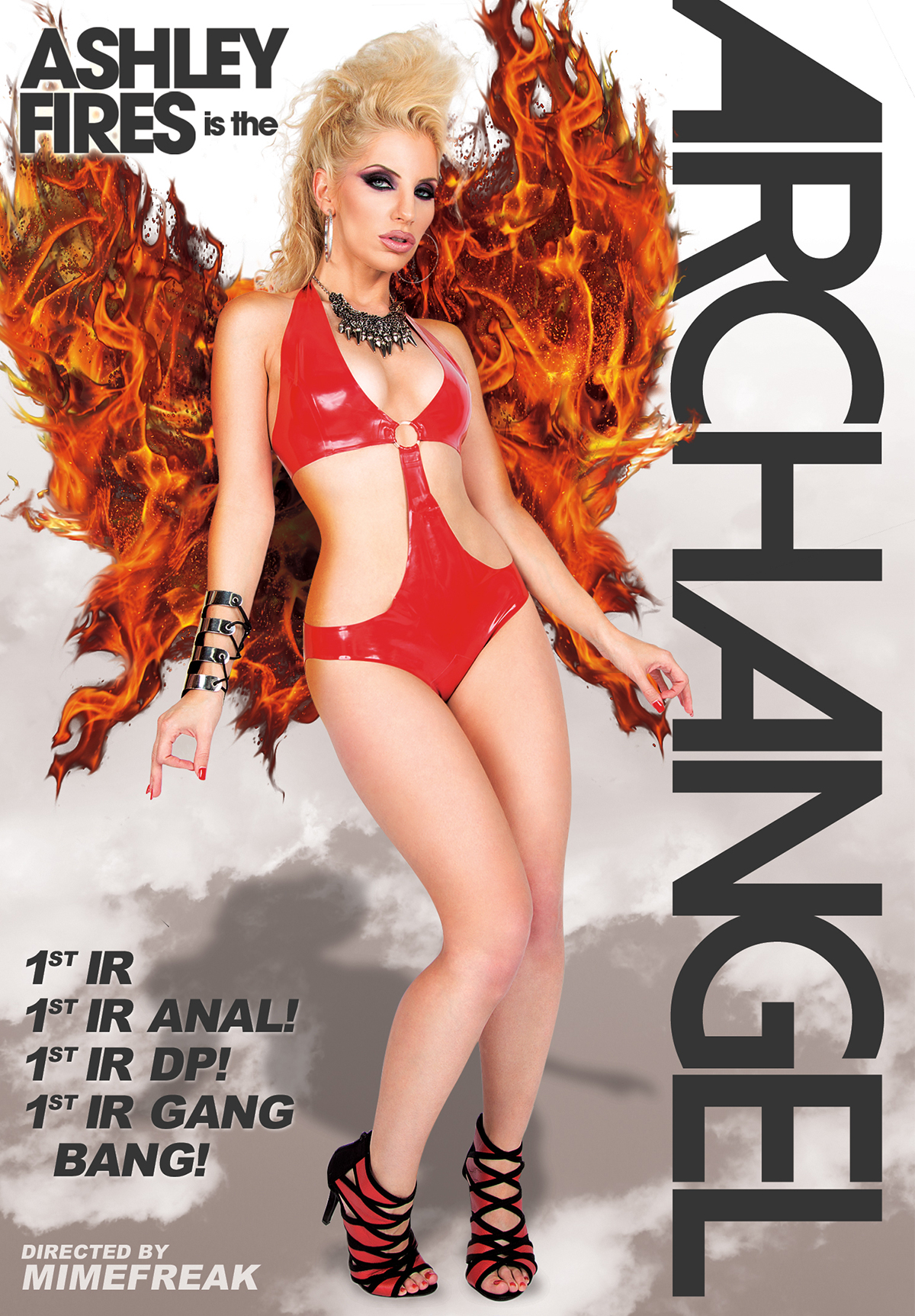Ashley Fires is the Archangel