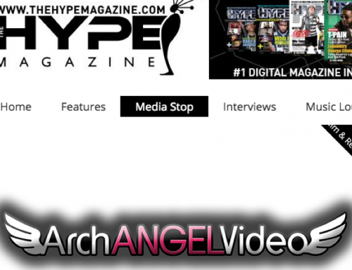 ArchAngel Profiled by Mainstream Hip Hop Mag The Hype