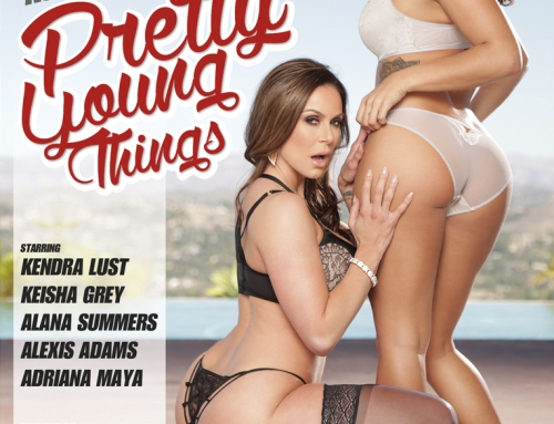 Kendra Lust Gives New Meaning to PYT with Upcoming DVD