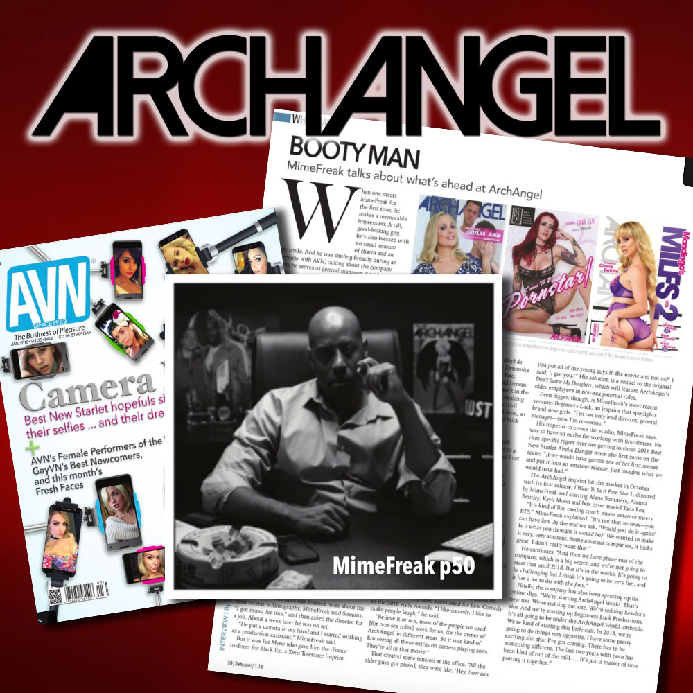 ArchAngel AVN MimeFreak