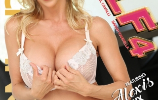 True MILF 4 ArchAngel Video DVD Cover Hardcore XXX Pornstars Alexis Fawx